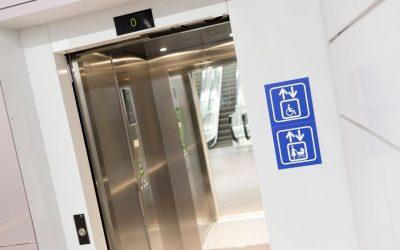 Características y medidas de los ascensores para discapacitados